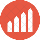 Growth bar Icon