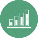 Business Graph Growth Icon