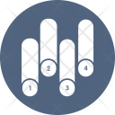 Bar Chart Growth Icon