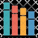 Bar Growth Chart Icon