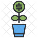 Growth Business Icon