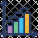Bar Graph Growth Chart Bar Chart Icon