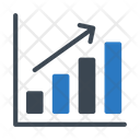 Growth Increase Chart Icon