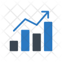 Growth Chart Increase Icon