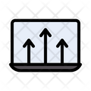 Growth Chart Growth Graph Growth Icon