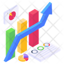 Business Growth Growth Chart Growth Graph Icon