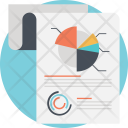 Growth Chart Performance Icon
