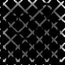 Bar Graph Chart Icon