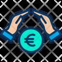 Growth Euro Icon