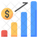 Increase Analytics Currency Icon