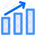 Growth Chart Business Icon