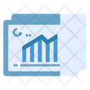Growth Graph Report Business Icon