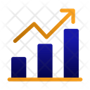 Growth Graph Grow Up Infographic Icon