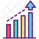 Growth Graph Growth Chart Icon
