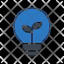 Growth Idea Creative Icon