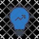 Growth Idea Tips Icon