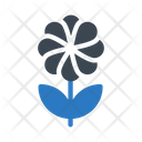Flower Growth Park Icon