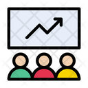 Growth Presentation Icon