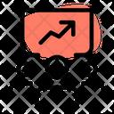 Growth Presentation Icon