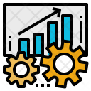 Growth Process Possibility Icon