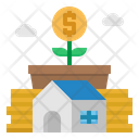 Growth Financial Interest Icon
