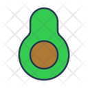 Guacamole Avocado Food Icon