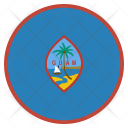 Guam National Country Icon