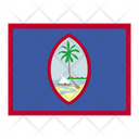 Guam Flag Flags Icon