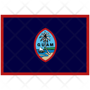 Flag Country Guam Icon
