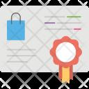 Guarantee Certified Premium Icon