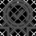 Guarantee Quality Badge Icon