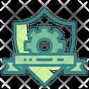 Guarantee Shield Check Icon