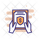 Guarantee Insurance Satisfaction Icon