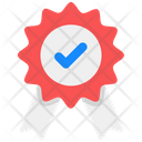 Guarantee Badge Quality Badge Award Badge Icon