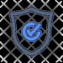 Guaranteed Guarantee Protection Icon