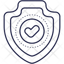 Guaranteed Guarantee Shield Icon
