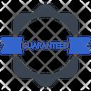 Guaranteed Tag Label Icon