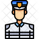 Guard Seacurity Police Icon