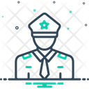 Guard Secure Enforcer Icon