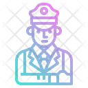 Guard Police Security Icon