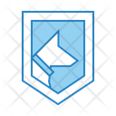 Guard Dog Shield Icon