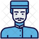 Guard Man Avatar Icon