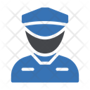 Guard Security Man Icon