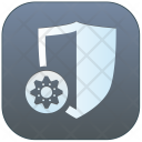 Guard Shield Settings Icon