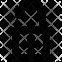 Guard Lock Log Icon