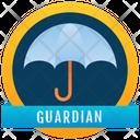 Guardian Badge Insurance Badge Reward Icon