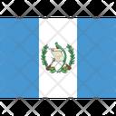 Flag Country Guatemala Icon