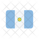 Guatemala Flag Country Icon
