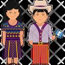Guatemala Outfit Guatemala Clothing Guatemala Couple Icon