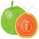 Red Guava Fleshy Icon